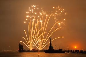 Feuerwerks-Gala zum Seenachtfest